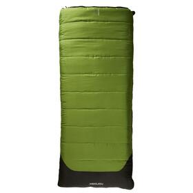 Nordisk Hjalmar -2° Sovsäck L grön/svart